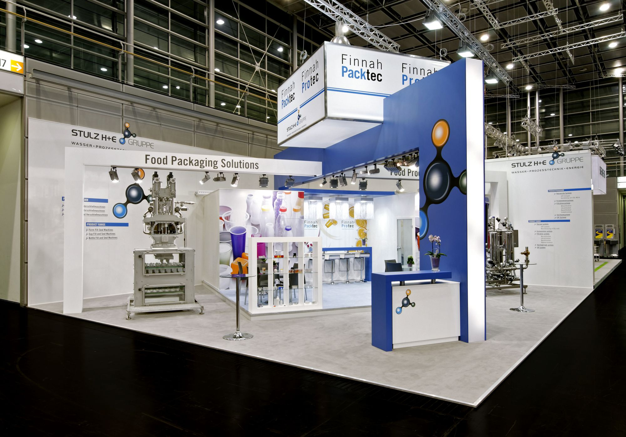 Small Exhibition Stand Near Me : Messebau international messestand design messe pro de